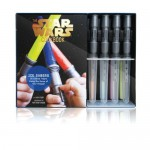 The Star Wars Cookbook: Ice Sabers – 30 Chilled Treats Using the Force of Your Freezer