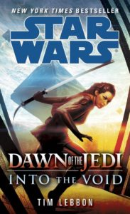 Dawn of the Jedi: Into the Void (Paperback)