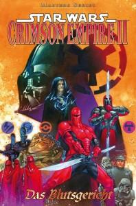 Masters Series 4: Crimson Empire II - Das Blutsgericht