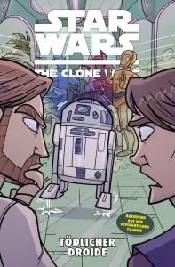 The Clone Wars 14: Tödlicher Droide