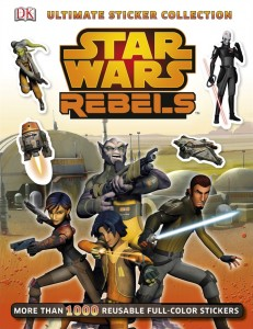 Star Wars Rebels: Ultimate Sticker Collection