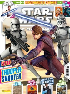 The Clone Wars Magazin #45
