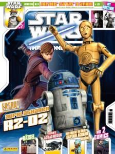 The Clone Wars Magazin #51