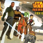 Star Wars Rebels: A New Hero von Pablo Hidalgo (05.08.2014)