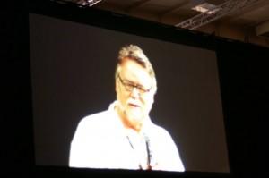 Randy Stradley auf der CE II