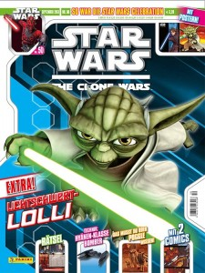 The Clone Wars Magazin #50