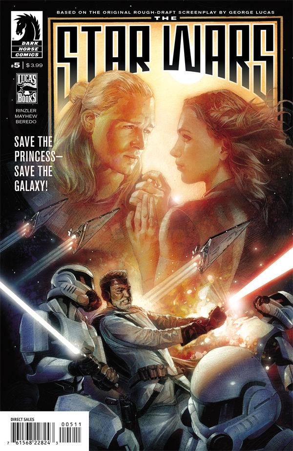 The Star Wars #5 (05.02.2014)