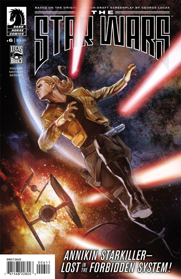 The Star Wars #6 (12.03.2014)
