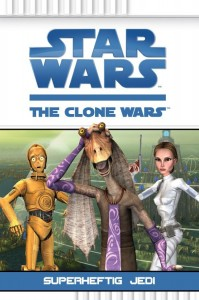 The Clone Wars: Superheftig Jedi