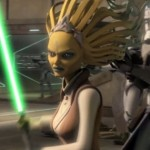Jedi-Meisterin Tiplar aus Staffel 6 (Quelle: Jedipedia)