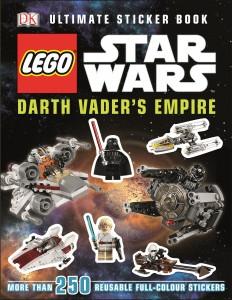 LEGO Star Wars: Ultimate Sticker Book: Darth Vader's Empire (01.05.2014)