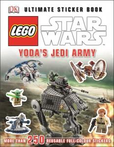 LEGO Star Wars: Ultimate Sticker Book: Yoda's Jedi Army (01.05.2014)