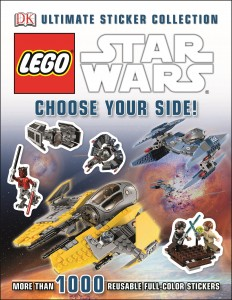 LEGO Star Wars: Ultimate Sticker Collection: Choose Your Side! (01.05.2014)