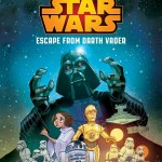 Escape from Darth Vader (16.09.2014)