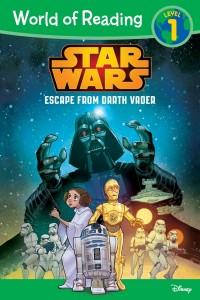 Escape from Darth Vader (16.09.2014)