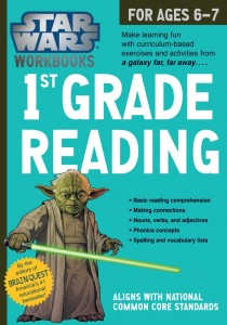 Star Wars Workbook: 1st Grade Reading (17.06.2014, Amazon.de)