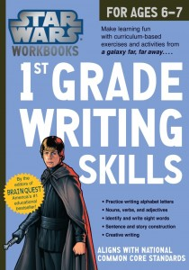Star Wars Workbook: 1st Grade Writing Skills (17.06.2014, Amazon.de)