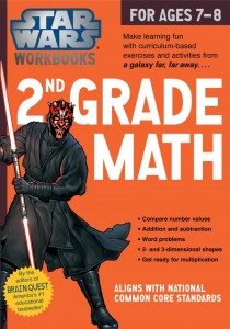 Star Wars Workbook: 2nd Grade Math (17.06.2014, Amazon.de)