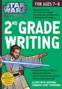 Star Wars Workbook: 2nd Grade Writing (17.06.2014, Amazon.de)
