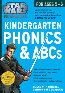 Star Wars Workbook: Kindergarten Phonics and ABCs (17.06.2014, Amazon.de)