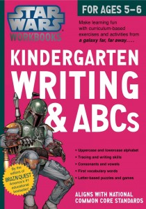 Star Wars Workbook: Kindergarten Writing and ABCs (17.06.2014, Amazon.de)