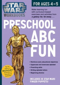 Star Wars Workbook: Preschool ABC Fun (17.06.2014, Amazon.de)
