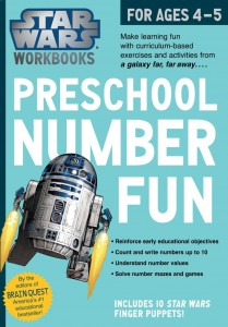 Star Wars Workbook: Preschool Number Fun (17.06.2014, Amazon.de)