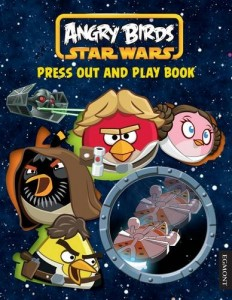 Angry Birds Star Wars: Press-Out and Play (28.08.2014, Amazon.de)