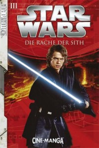Star Wars Episode III (Cine-Manga)