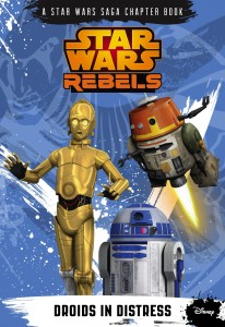 Star Wars Rebels: Droids in Distress von Michael Kogge (18.11.2014)