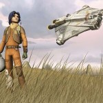 Ezra Bridger Concept Art