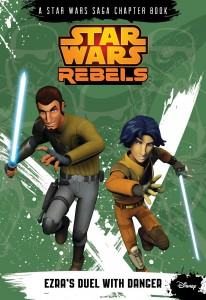 Star Wars Rebels: Ezra's Duel with Danger (17.03.2015)