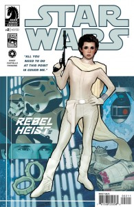 Rebel Heist #2 Adam Hughes Cover (28.05.2014)