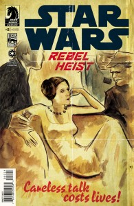 Rebel Heist #2 Matt Kindt Variant Cover (28.05.2014)