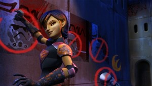 Star Wars Rebels: Sabine