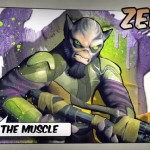 Star Wars Rebels: Meet Zeb