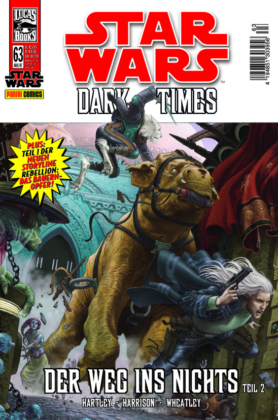 Star Wars #63 (18.07.2007)