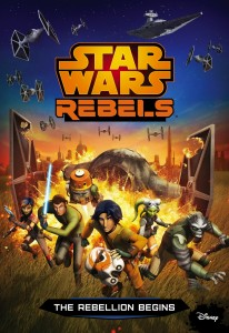 Star Wars Rebels: The Rebellion Begins (21.10.2014)