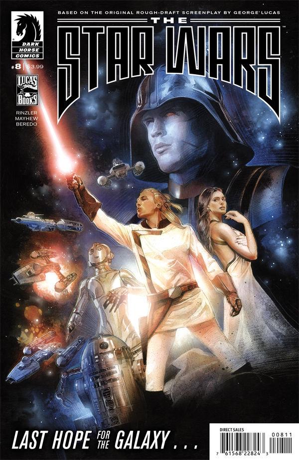 The Star Wars #8 (28.05.2014)