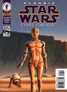 Classic Star Wars: A Long Time Ago... #1