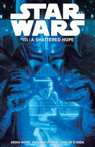 "<a href=""https://jedi-bibliothek.de/datenbank/literatur/a-shattered-hope-9781616555542/"">Star Wars Volume 4: A Shattered Hope</a> (28.10.2014, <a href=""http://www.amazon.de/exec/obidos/ASIN/1616555548/jedibiblio-21"" target=""_blank"">Amazon.de</a>)"