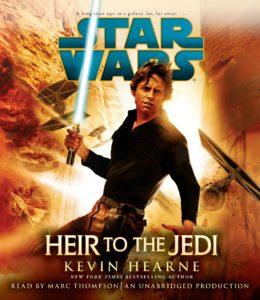 Heir to the Jedi (03.03.2015)
