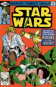 Star Wars #38: Riders in the Void