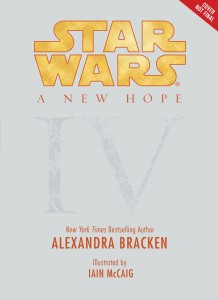 Star Wars: A New Hope Illustrated Novel