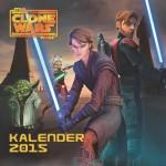 The Clone Wars Wandkalender 2015