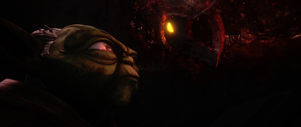 master yoda vs darth - photo #19