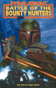 Cover von Battle of the Bounty Hunters