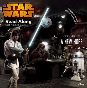 Star Wars: A New Hope Read-Along Storybook and CD (10.02.2015)