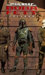 Boba Fett: Salvage (Alternatives Cover)