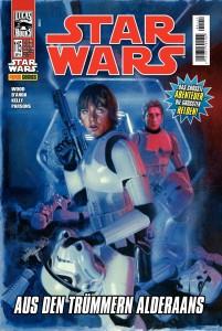 Star Wars #115: Aus den Trümmern Alderaans (2) (06.08.2014)